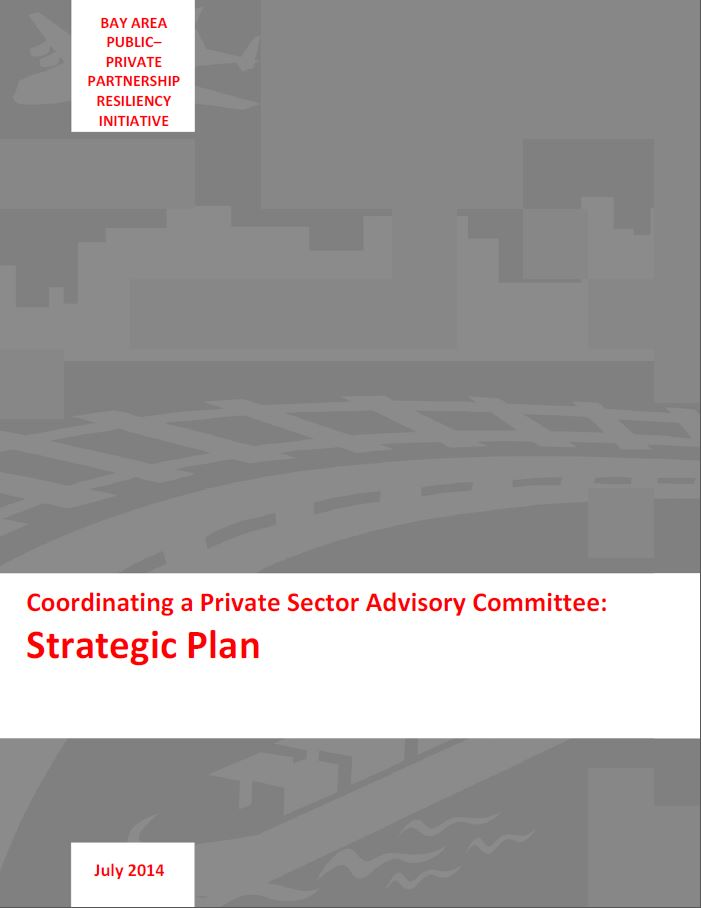 Private Sector Advisory Committee Strategic Plan